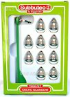 SUBBUTEO LA LEGGENDA Lw Teams Lightweight Board Game Figures Sport Football
