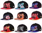 New Era MLB Authentic 9FIFTY 950 Snapback Neon Scribbs Baseball Fit Hat Cap