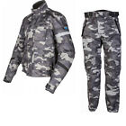 Spada Camo 2 Jacket & Flage Trousers Camo Motorcycle Kit Waterproof Camouflage