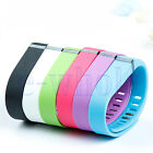 1pcs 5 Colors Wrist Band With Clasp For Fitbit Flex Wristband 5.5'' - 6.9'' WS