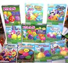 EASTER EGG COLORING KIT SET CHOICE DECORATING CHURCH PARTY SCHOOL KIDS CRAFTS