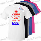 Keep Calm Save the NHS T-Shirt Brand new Doctors Nurse Patients Hospital Health