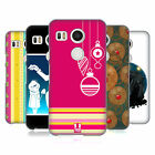 HEAD CASE DESIGNS HEADCASE MIX CHRISTMAS COLLECTION BACK CASE FOR LG NEXUS 5X