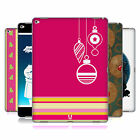 HEAD CASE DESIGNS HEADCASE MIX CHRISTMAS COLLECTION GEL CASE FOR APPLE iPAD PRO