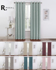 Regal Home Metallic Sparkle Thermal Grommet Blackout Curtains - Assorted Colors