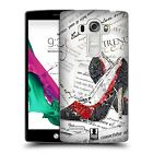 HEAD CASE DESIGNS FASHION COLLAGE HARD BACK CASE FOR LG G4 BEAT G4S