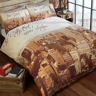 New York City Photographic Print Design – Duvet Cover Set - Bedroom