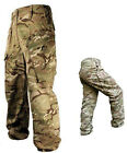 British Army Surplus MTP Trousers Warm Weather Combat Multi Terrain Pattern Camo