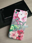 1 PC 6/6S/6Plus Fashion flower designed phone cover skin leather cases