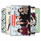 OFFICIAL ONE DIRECTION GROUP PHOTO DOODLE ICON BACK CASE FOR SAMSUNG TABLETS 1