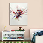 Pterois Lionfish Stretched Canvas Print Framed Wall Art Home Kids Decor Painting