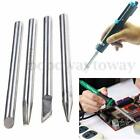 4Type Choice 60W Electric Soldering Solder Iron Bit Tips Dia for Welding Tool