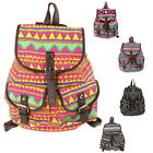 Hot Ladies Canvas Large School Bag Women Girls Backpacks College Rucksacks new