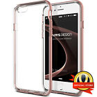 VRS Design [New Crystal Bumper] Slim Clear Bumper Case For iPhone 6S / 6S Plus