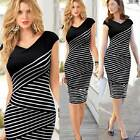 New Women Summer Casual Sleeveless Party Evening Cocktail Short Mini Dress New