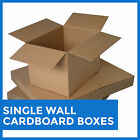 SINGLE WALL CARDBOARD POSTAL MAILING BOXES - BRAND NEW