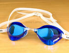 Mirrored Anti-Fog Professional Indoor Open Water Racing Swimming Goggles