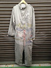 BRITISH SURPLUS G1 STONE COTTON COVERALLS,BOILER SUIT,OVERALLS-MECHANIC,GOODWOOD