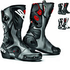 Sidi RoarR Motorcycle Boots Race Sport Motorbike Biker Vented Armoured All Sizes