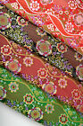 "1/2 YD.28"" JAPANESE PATTERN SILK DAMASK JACQUARD BROCADE FABRIC: NIJINA PLUM"