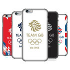 OFFICIAL TEAM GB BRITISH OLYMPIC ASSOCIATION LOGO CASE FOR APPLE iPHONE PHONES