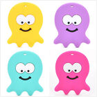Cute Octopus Ocean Silicone- Baby Teether Gum Massager/Sensory Processing Autism