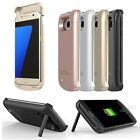Battery Charger Case External Power Bank Case Cover For Samsung Galaxy S7 Edge