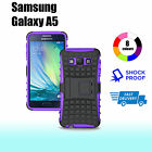 Premium Heavy Duty Shock Proof Tough Cover Case for Samsung Galaxy A5