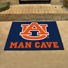 Auburn Tigers Man Cave Area Rug Choose from 4 Sizes