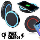 NEW Qi Wireless Power Fast Charger Charging Pad For Samsung Galaxy S7/S7 Edge