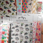 Decoupage Papers 4 Sheets Simply Creative 18.8cm x 35cm - Choice of Design
