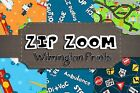 Wilmington Prints Zip Zoom Fire Police Quilting Fabric 100% Cotton By the Yard