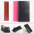 "Protective PU Leather Wallet Case Stand Cover For 5.5"" Elephone M2 Mobile Phone"