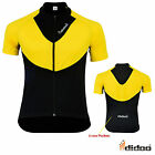New Men's Half Sleeve Cycling Shirts Bike Racing Outfit Jersey Sports Jacket