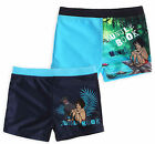 Boys Disney The Jungle Book Trunk Fit Swim Shorts New Kids Swimwear 4-10 Years