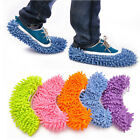 2Pcs Dust Floor Cleaning Slippers Shoe Mop House Clean Shoe Cover Multifunction