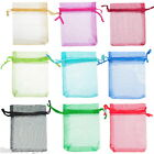 Gift Wholesale Mixed Random ORGANZA Wedding Favour GIFT BAGS Jewellery Pouches