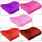 Memory Foam Lumbar Cushion Back Support Travel Pillow Car Seat Home Office Chair
