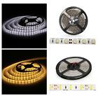 5M 5630 SMD Warm/White 300 LED Flexible Light Strip Waterproof 12V Ultra Bright