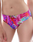 Fantasie Punta Cana Mid Rise Bikini Brief Pant 6173 New Womens Swimwear