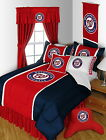 Washington Nationals Comforter Sham Pillowcase Twin Full Queen King Size