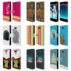 HEAD CASE MIX CHRISTMAS COLLECTION LEATHER BOOK CASE FOR MOTOROLA DROID TURBO