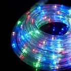 LED 3 Wire Multi Colour Rope Light Round Tube Light Outdoor/Indoor Static Effect