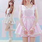 Kawaii Clothing Ropa Dress Vestido Gothic Lolita Pink Harajuku Korean Japanese