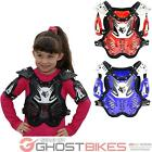 Wulfsport Cadet Tabard Kids Childrens Wulf Off Road Protector Deflector Harness