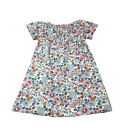 Baby Girl's 0-24 Months Liberty of London Cotton Handmade Dress, Betsy P Fabric