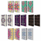 HEAD CASE KALEIDOSCOPE PRINT LEATHER BOOK CASE FOR SAMSUNG GALAXY TAB S2 9.7