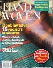 Handwoven Magazine 2008 2009 2010 - Multiple Listings Weaving Projects Patterns