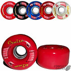 KRYPTO Cruise 62mm Skateboard Wheels 78a x4 KRYPTONICS Transport Soft Choose