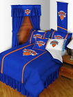 New York Knicks Comforter Sham & Pillowcase Twin Full Queen King Size